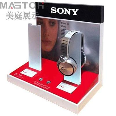 SONY Headphone Acrylic Display Shelf