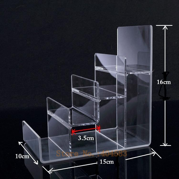 acrylic factory custom acrylic wallet display stand