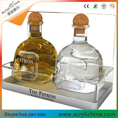 Acrylic wine bottle holder.jpg
