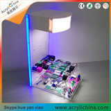 Factory custom luminous acrylic display stand